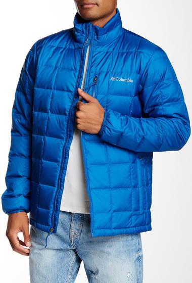 Imbracaminte Barbati Columbia Wilder Quest Down Jacket MARINE BLUE
