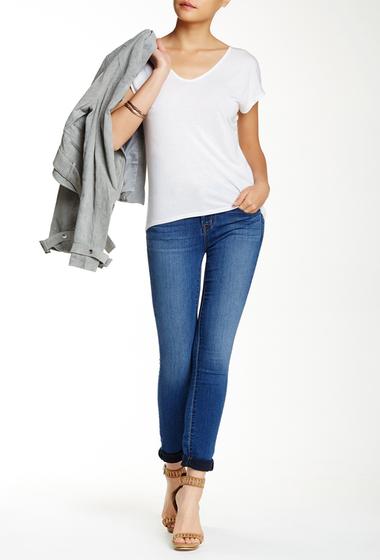 Imbracaminte Femei J Brand Mid Rise 11 Skinny Jean MENDOCINO
