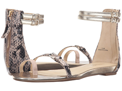 Incaltaminte Femei Nine West Onque Light Natural Multi Synthetic