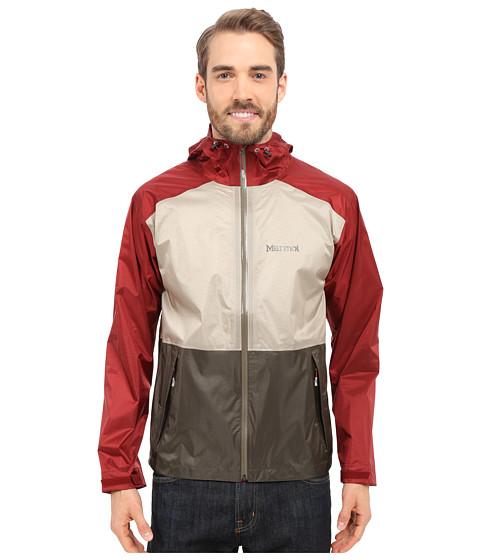 Imbracaminte Barbati Marmot Mica Jacket CanvasDark Crimson