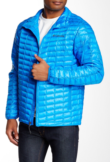Imbracaminte Barbati Columbia Microcell Jacket HYPER BLUE