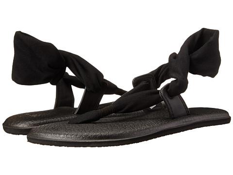 Incaltaminte Femei Sanuk Yoga Slinglet Black