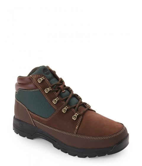 Incaltaminte Barbati Timberland Dark Brown Olive SKHigh Rock II Boots Dark Brown Olive
