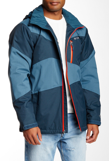 Imbracaminte Barbati Columbia Parallel Grid Jacket NIGHT SHADOW EVERBL