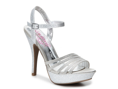 Incaltaminte Femei Kenneth Cole Unlisted My Hour Sandal Silver Metallic