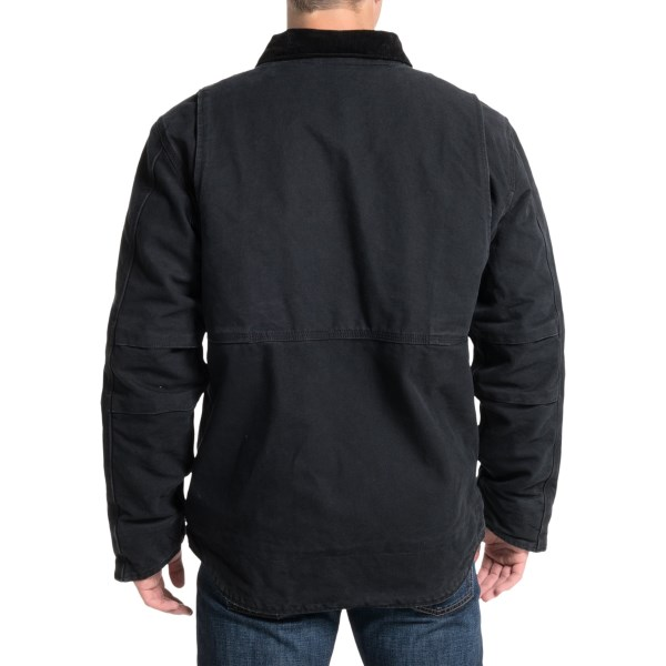Imbracaminte Barbati Carhartt Full Swing Armstrong Jacket - Fleece Lined BLACK (01)