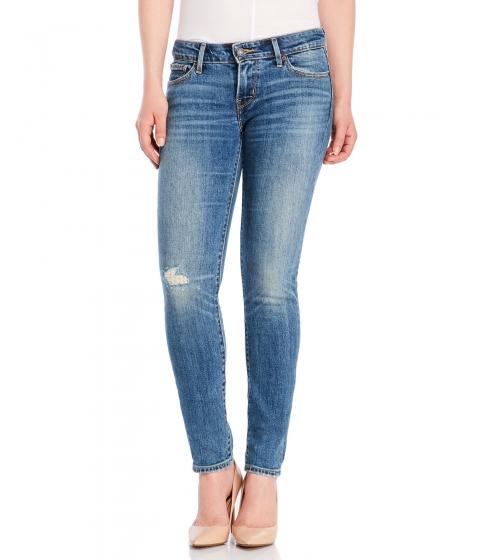 Imbracaminte Femei Levi's 711 Skinny Jeans Star Gaze