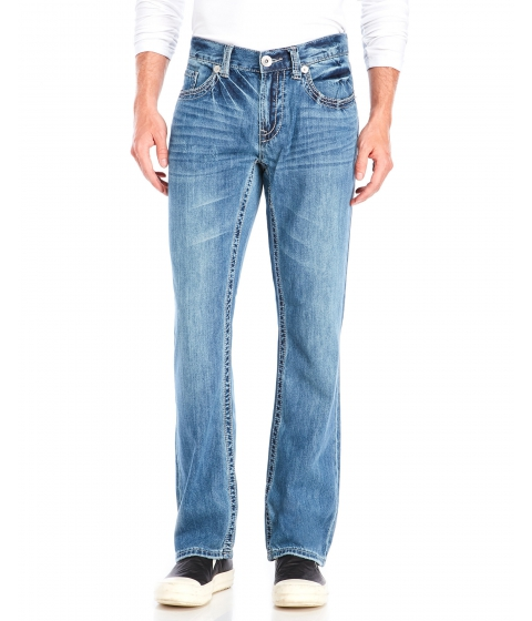 Imbracaminte Barbati Seven7 Straight Leg Jeans Balasco
