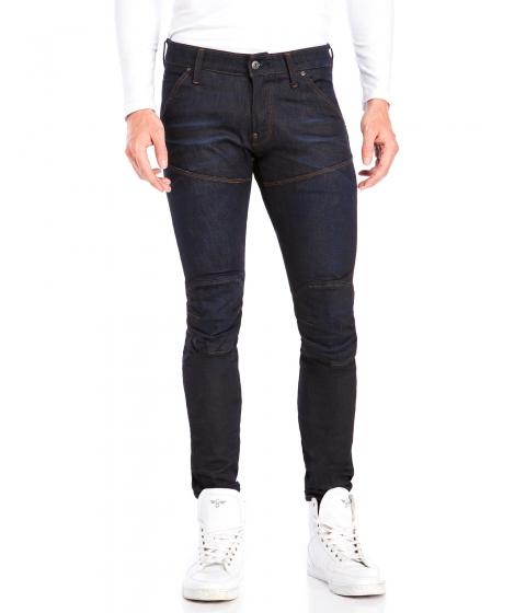 Imbracaminte Barbati G-STAR RAW 5620 3D Super Slim Jeans 89visor