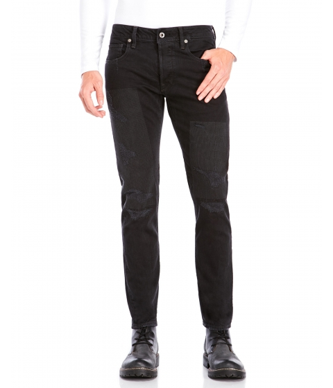 Imbracaminte Barbati G-STAR RAW 3301 Slim Jeans Black