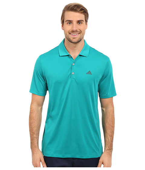 Imbracaminte Barbati adidas Golf Branded Performance Polo EQT Green