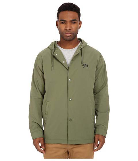 Imbracaminte Barbati Obey Transponder Jacket Army