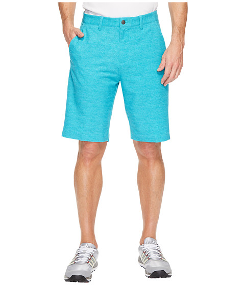 Imbracaminte Barbati adidas Golf Ultimate Heather Shorts Energy Blue