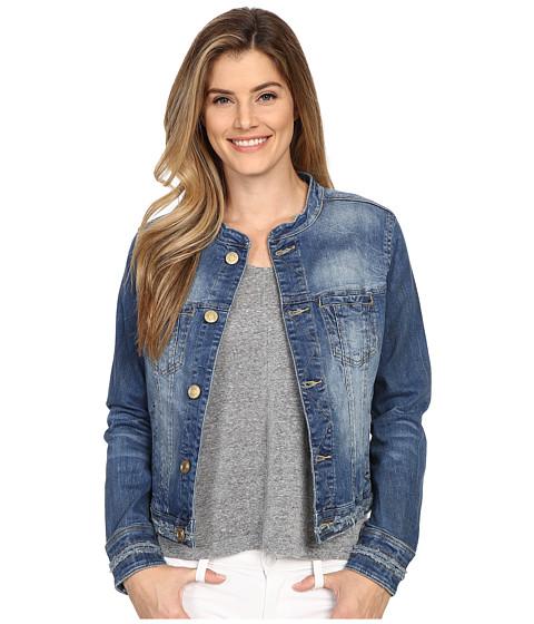 Imbracaminte Femei Jag Jeans Dixie Jacket Capital Denim in Blue Carbon Blue Carbon