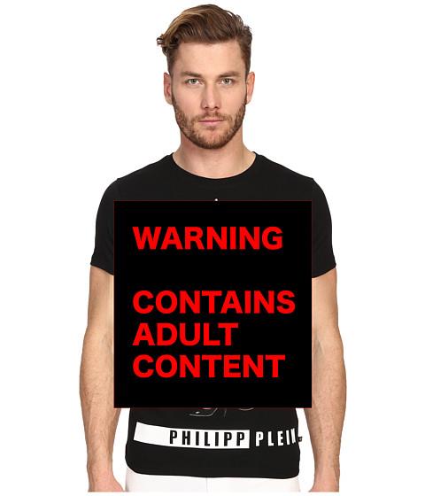 Imbracaminte Barbati Philipp Plein Wait T-Shirt Black