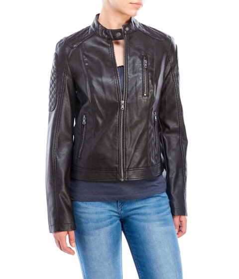 Imbracaminte Femei Levi's Faux Leather Jacket Brown
