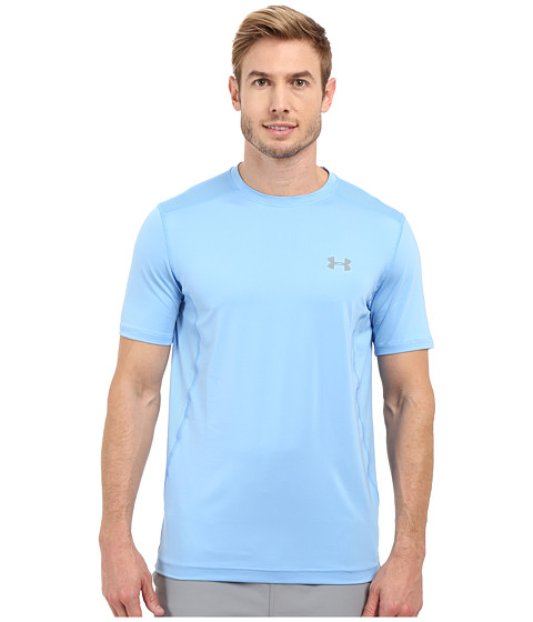 Imbracaminte Barbati Under Armour Raid SS Tee Carolina BlueCarolina BlueSteel