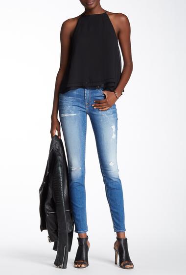 Imbracaminte Femei 7 For All Mankind The Skinny Jean BRTBLUBELL