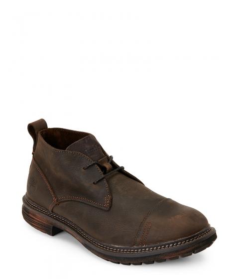 Incaltaminte Barbati Timberland Dark Brown Tremont Chukka Boots Dark Brown