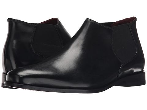 Incaltaminte Barbati Clarks Swixty Top Black Leather