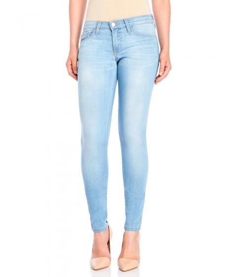 Imbracaminte Femei Flying Monkey Super Soft Skinny Jeans Light Wash