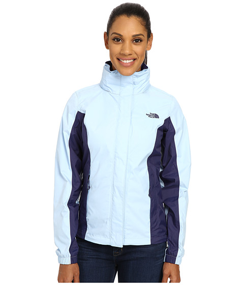 Imbracaminte Femei The North Face Resolve Jacket Powder BluePatriot Blue