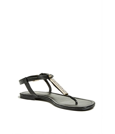 Incaltaminte Femei GUESS Drea Flat Sandals black
