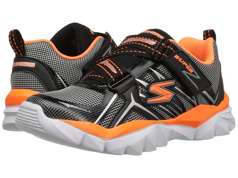 Incaltaminte Baieti SKECHERS Electronz (Little KidBig Kid) BlackOrange
