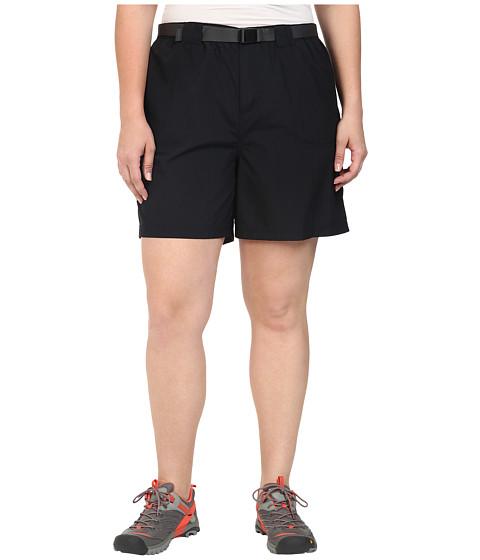 Imbracaminte Femei Columbia Plus Size Sandy Rivertrade Cargo Short Black