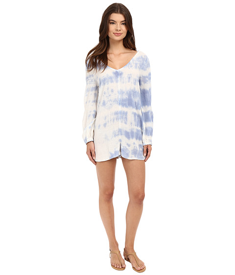 Imbracaminte Femei Billabong Secret Dreamin Romper Chambray 2
