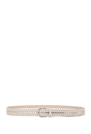 Accesorii Femei Steve Madden Chain Inlay Pant Belt TAUPE