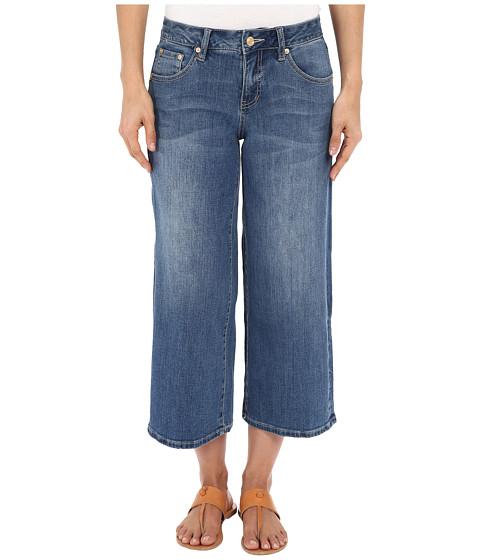 Imbracaminte Femei Jag Jeans Linden Wide Leg Crop Union Blue
