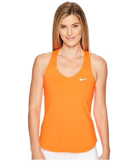 Imbracaminte Femei Nike Nike Court Team Pure Tennis Tank Top TartWhite