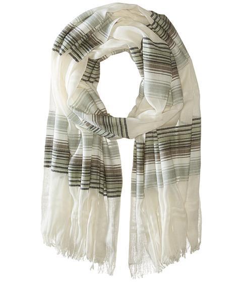 Accesorii Femei Echo Design Island Stripe Wrap Black