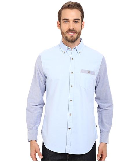 Imbracaminte Barbati Nautica Slim Fit Color Blocked Oxford Shirt Thistle