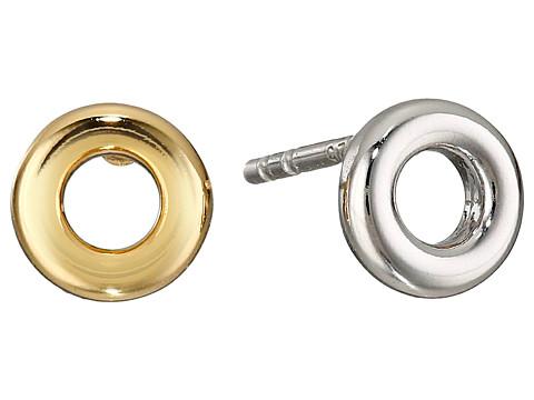 Bijuterii Femei Marc by Marc Jacobs Eyelet Stud Metal Earrings Oro Multi