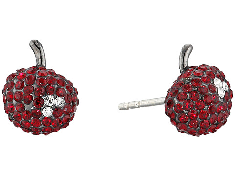 Bijuterii Femei Marc by Marc Jacobs Cherry Pave Stud Earrings Cherry Multi