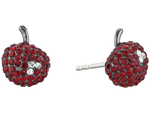 Bijuterii Femei Marc by Marc Jacobs Cherry Pave Stud Earrings Cherry Multi