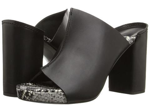 Incaltaminte Femei Robert Clergerie Amina Black Vegetal Leather