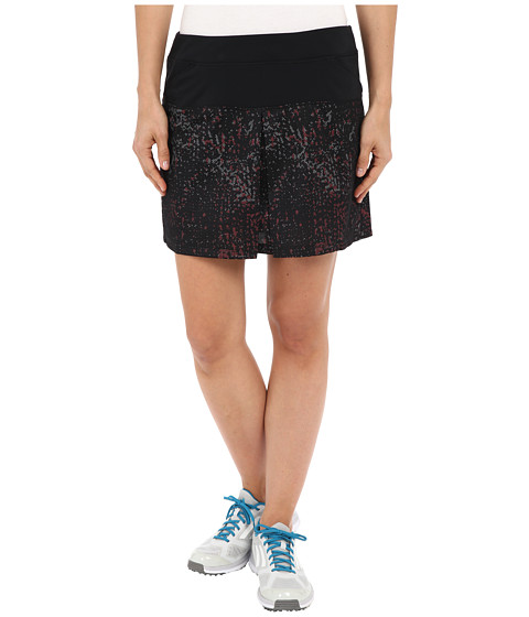 Imbracaminte Femei adidas Tour Mixed Print Pull On Skort Black