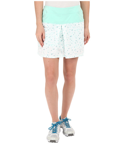 Imbracaminte Femei adidas Tour Mixed Print Pull On Skort Mint Burst