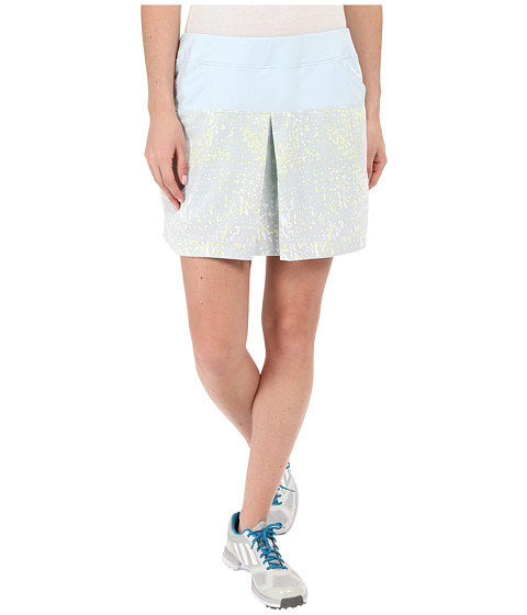 Imbracaminte Femei adidas Tour Mixed Print Pull On Skort Soft Blue