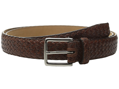 Accesorii Barbati Cole Haan 30mm Feather Edge Woven Belt Woodbury
