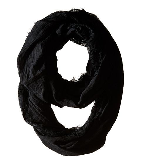 Accesorii Femei Betsey Johnson Lace Border Infinity Loop Black