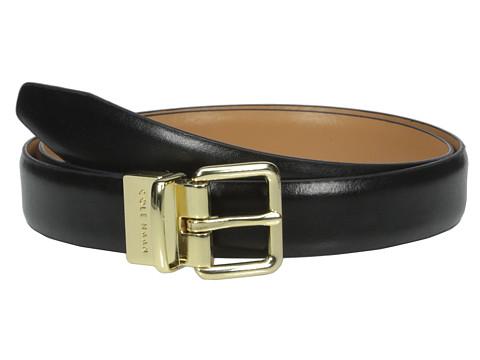 Accesorii Femei Cole Haan 1quot Reversible Dress Calf Belt BlackAcorn