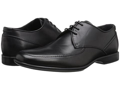 Incaltaminte Barbati Aquatalia Xenon Black Leather