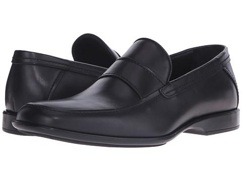 Incaltaminte Barbati Aquatalia Xaver Black Leather