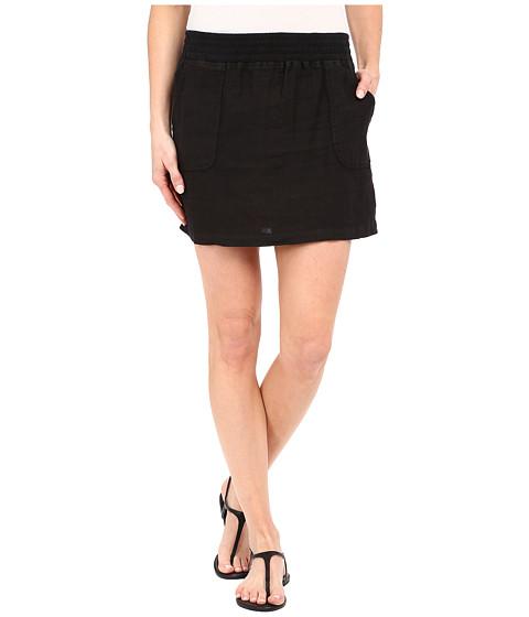 Imbracaminte Femei Allen Allen Short Cargo Skirt Black
