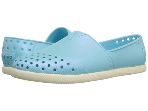 Incaltaminte Femei Native Shoes Verona (Little Kid) Bubble Blue Iridescent