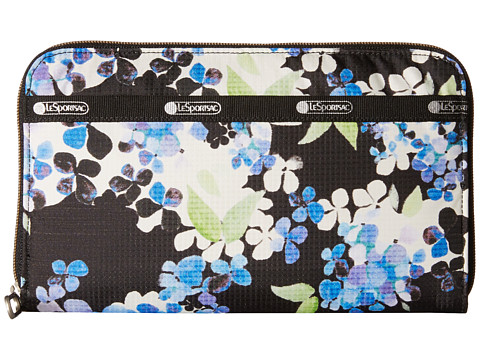 Genti Femei LeSportsac Everyday Wallet Flower Cluster